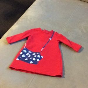 GENTLY USED LITTLE MARC JACOBS DRESS
